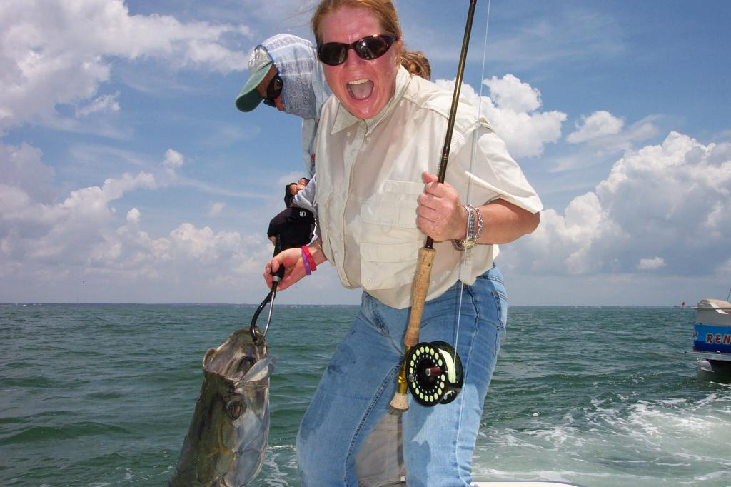 Fly fishing guide tampa bay home for Fly fishing florida