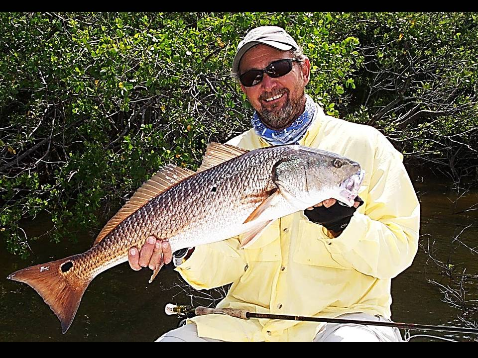 captain wayne simmons fly fishing guide st. joseph's sound dunedin